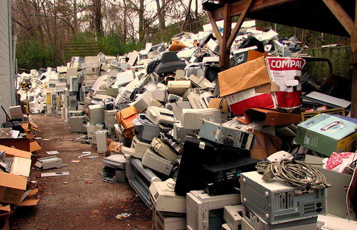 Recycling of e-waste is important without a doubt