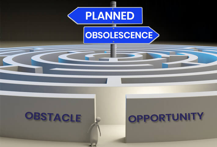 Is Planned Obsolescence an Obstacle or Opportunity?