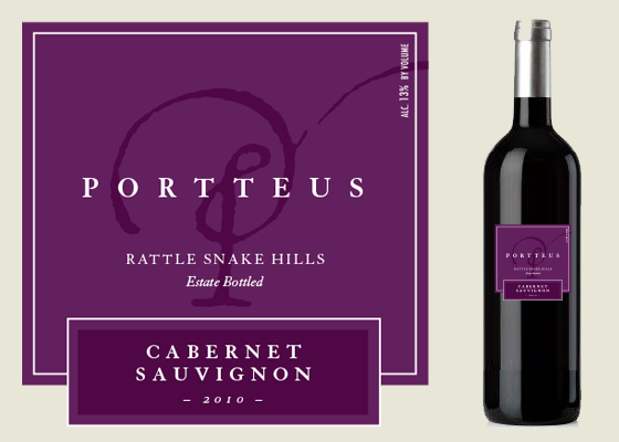 Portteus Wine Labels & Packaging