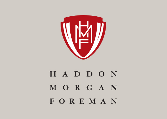 Haddon Morgan Foreman Identity