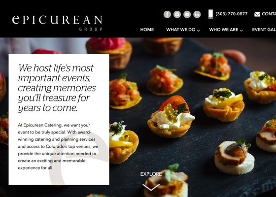 Epicurean Catering