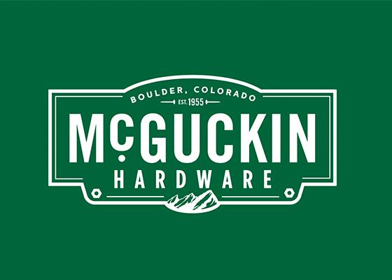 McGuckin Hardware Brand Identity