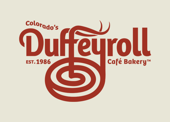 Duffeyroll Café Branding & Packaging