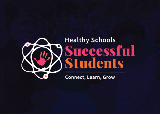 Healthy Schools Successful Students Branding