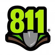 Iowa One Call logo - 811 is the number to call to know what's below. Call before you dig.