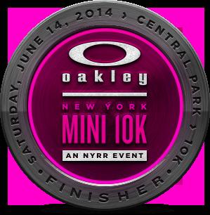 oakley mini 10k
