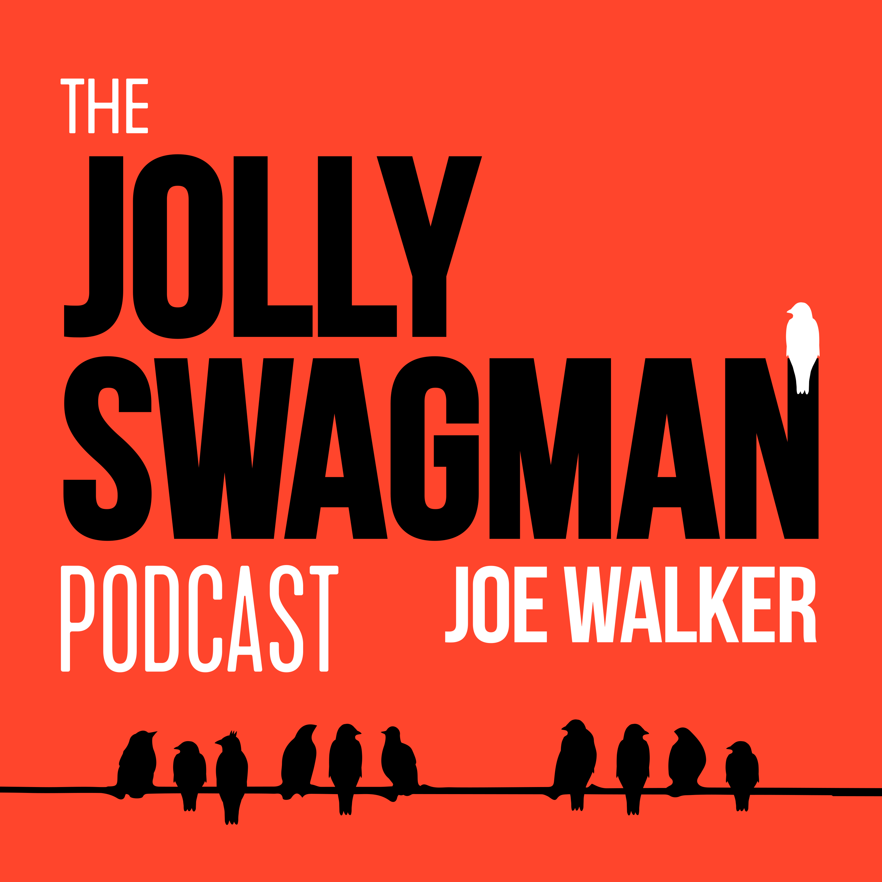 Welcome The Jolly Swagman Podcast Fans!