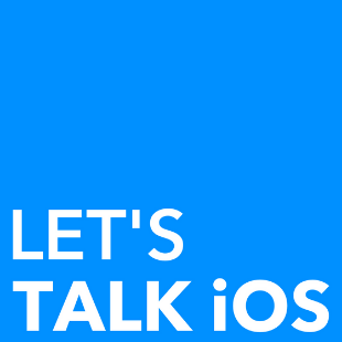Welcome Let's Talk iOS Fans!