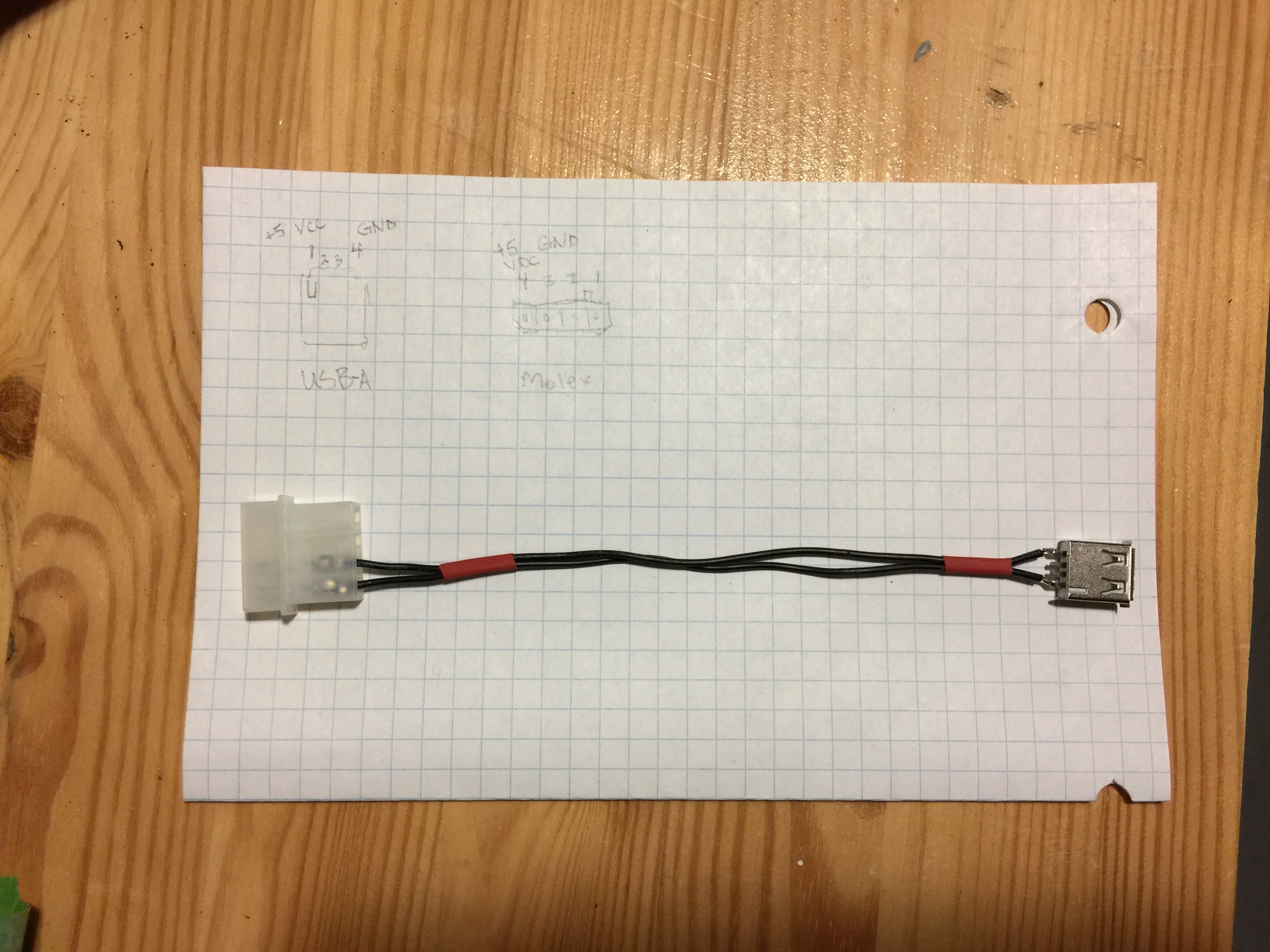C64 Os An With Modern Concepts Pinout Also Usb Power Cable Wiring Diagram In Addition Wire Molex To 1