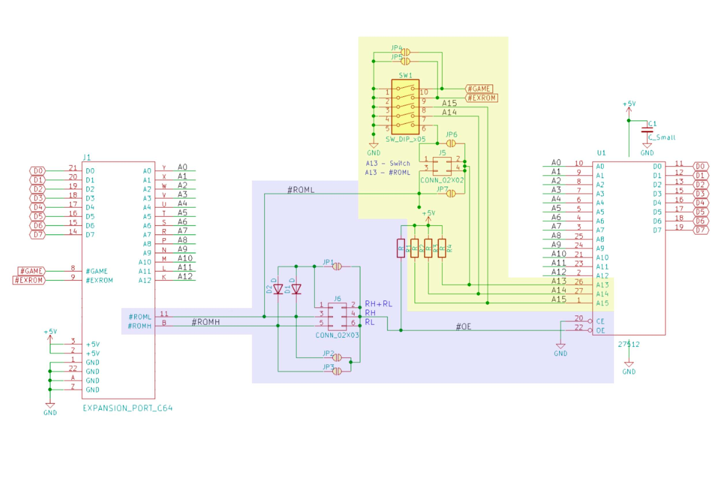 C64 OS — An OS with Modern Concepts Vic Schematic on