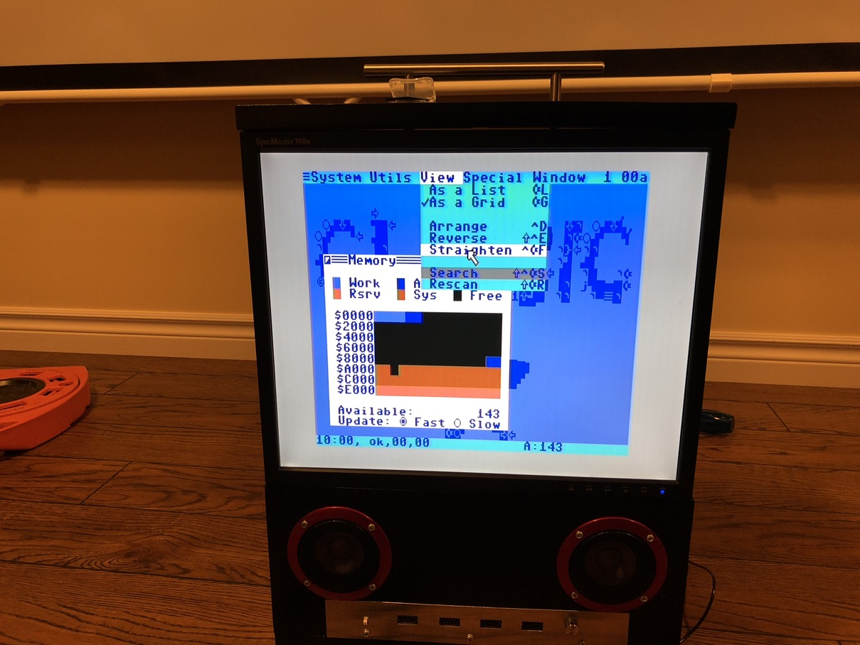 C64 OS — An OS with Modern Concepts