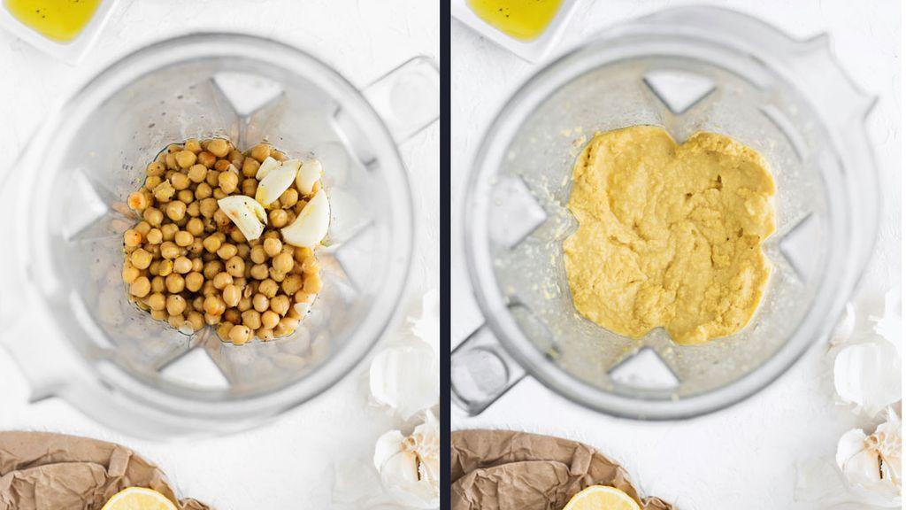 Homemade Gluten-Free Hummus