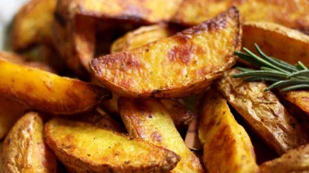 Rosemary Oven Baked Chips