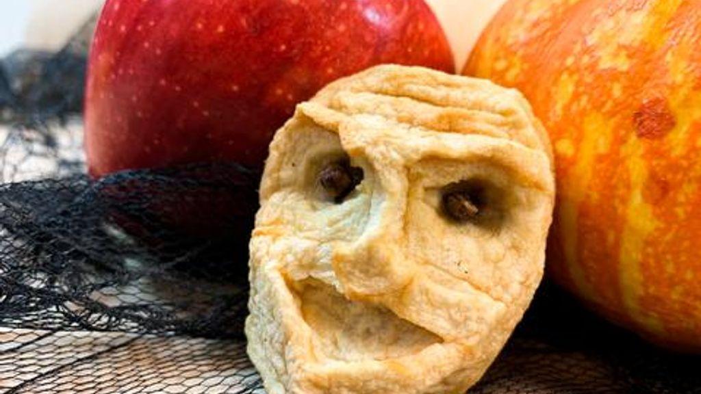 Shrunken Apple Punch