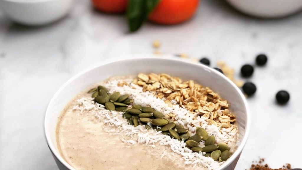 Chai Smoothie Bowl