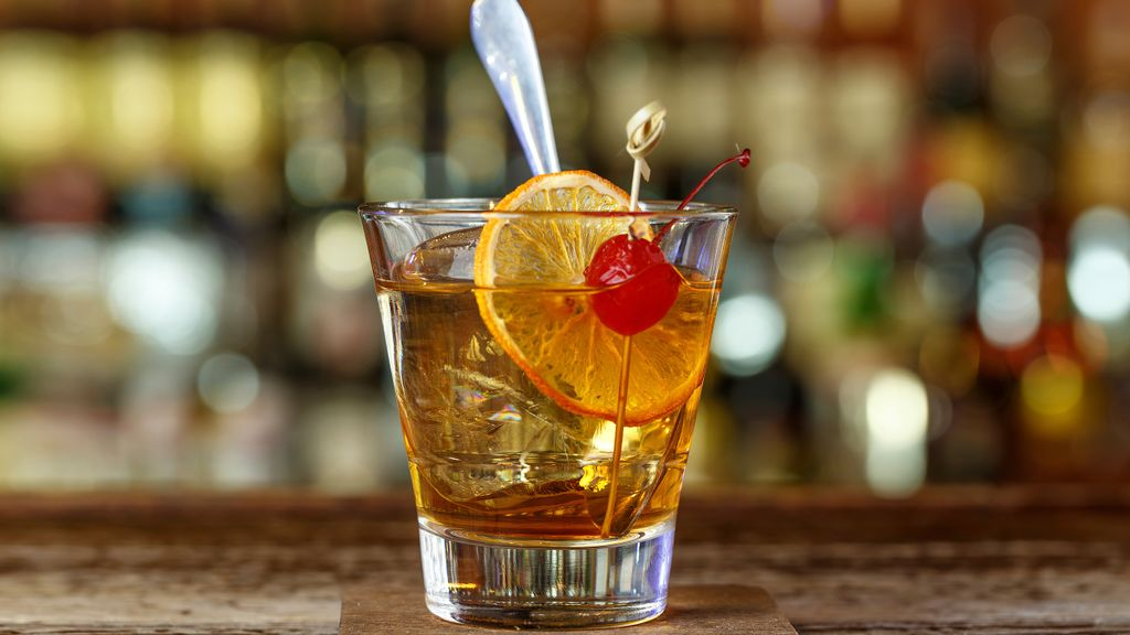 Jane's Spiced Old-Fashioned