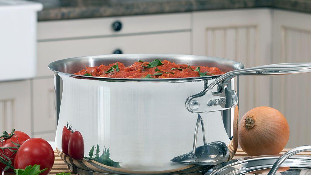 Speedy Tomato Sauce