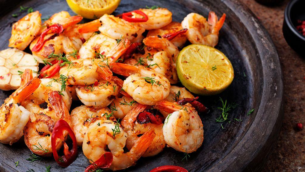 Jalapeno Cilantro Shrimp