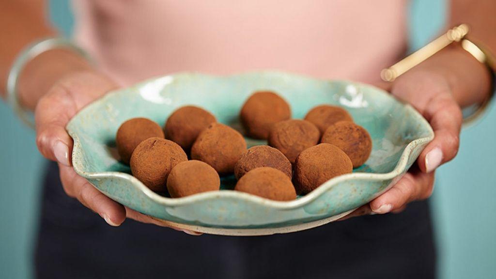 Bittersweet Chocolate Truffle