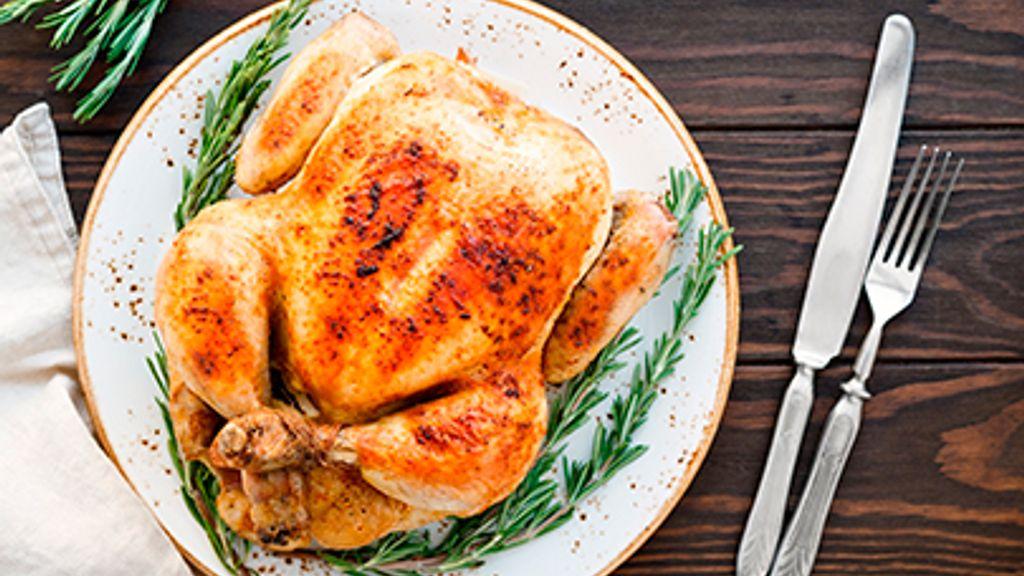 Classic Rotisserie Chicken
