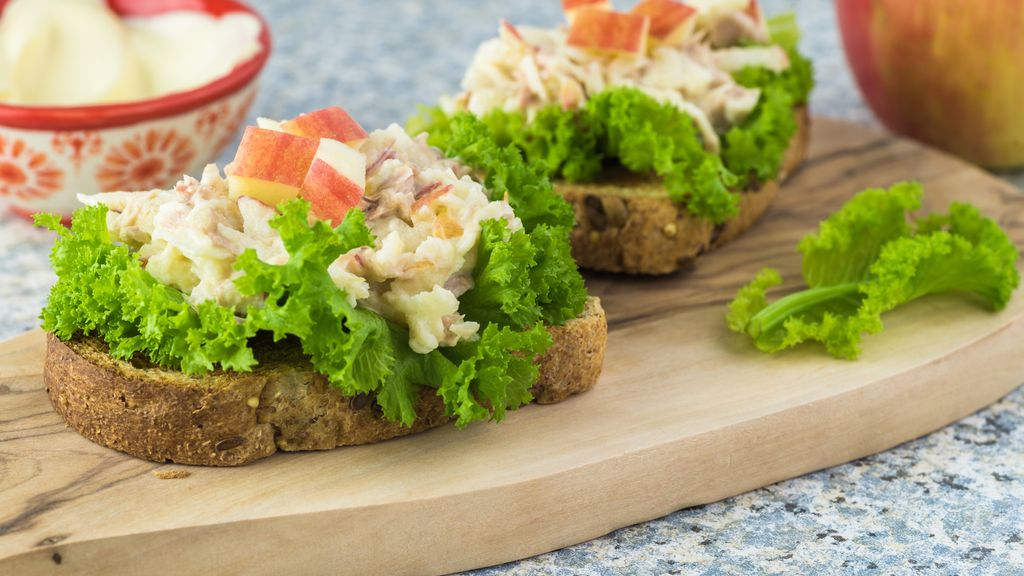 Tuna Salad Provence