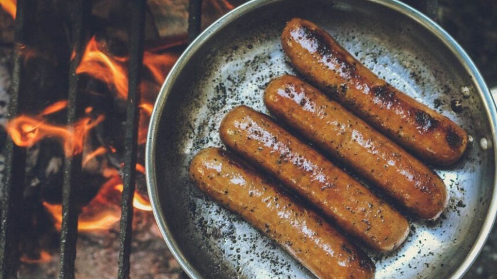 Maple Glazed Sausage
