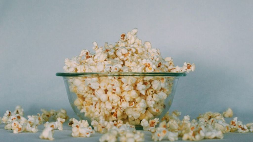 Maple Walnut Popcorn