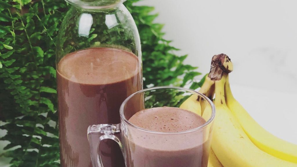Rich Chocolate Smoothie