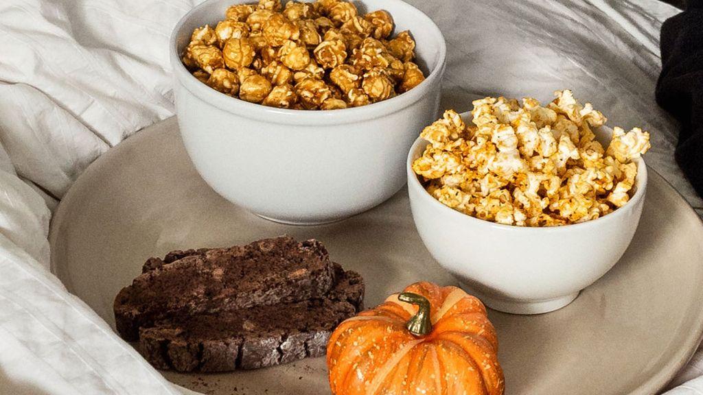 Gluten-Free Sweet and Savoury Popcorn