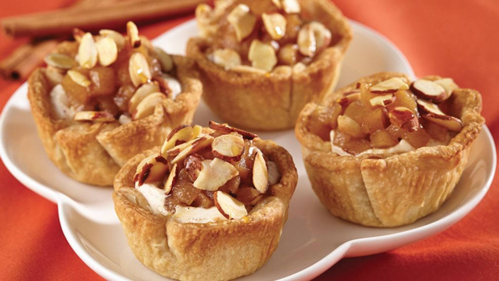 Spiced Apple Cups