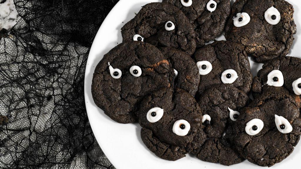 Slime-Filled Cookies