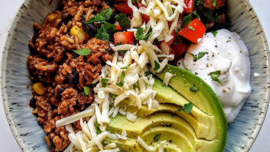 Quick Enchilada Bowls