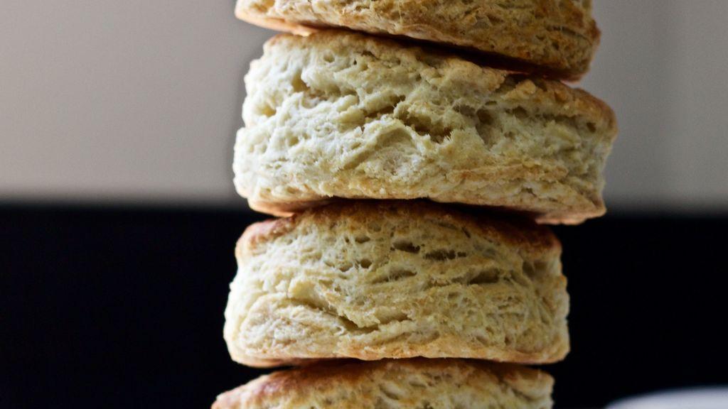 Biscuits, baby. Biscuits.