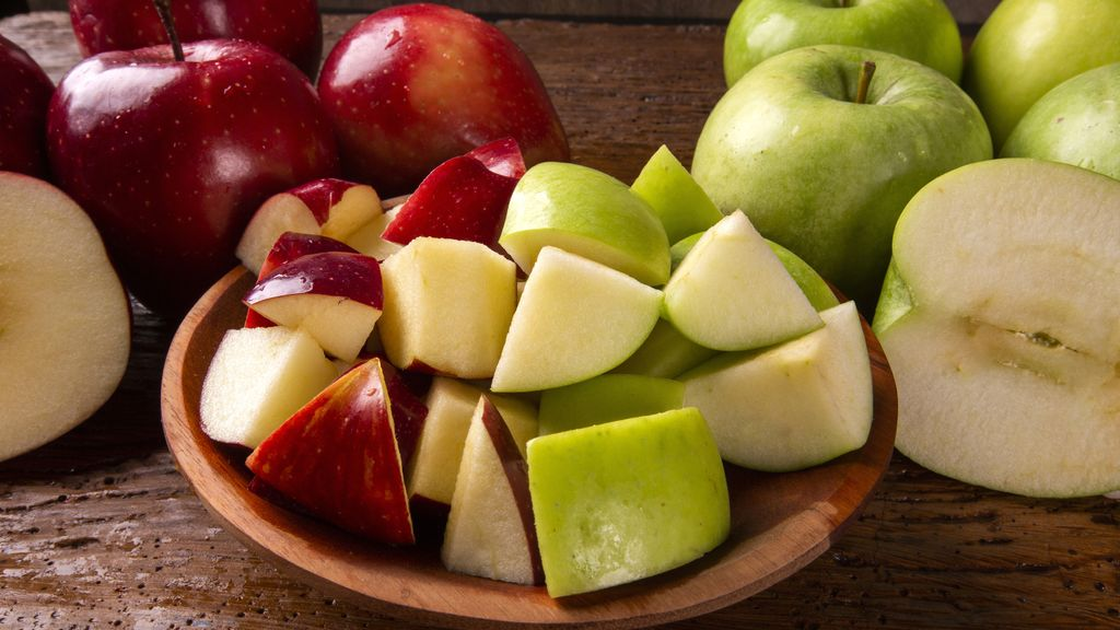 Coconut Apple Salad