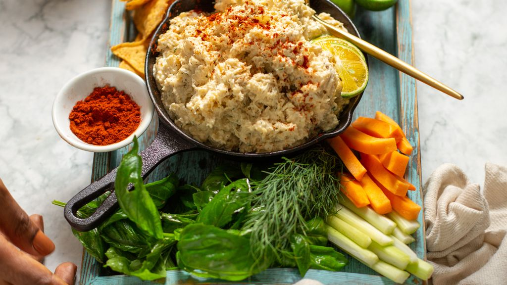 Chef Sam'sHerby Cold Crab Dip
