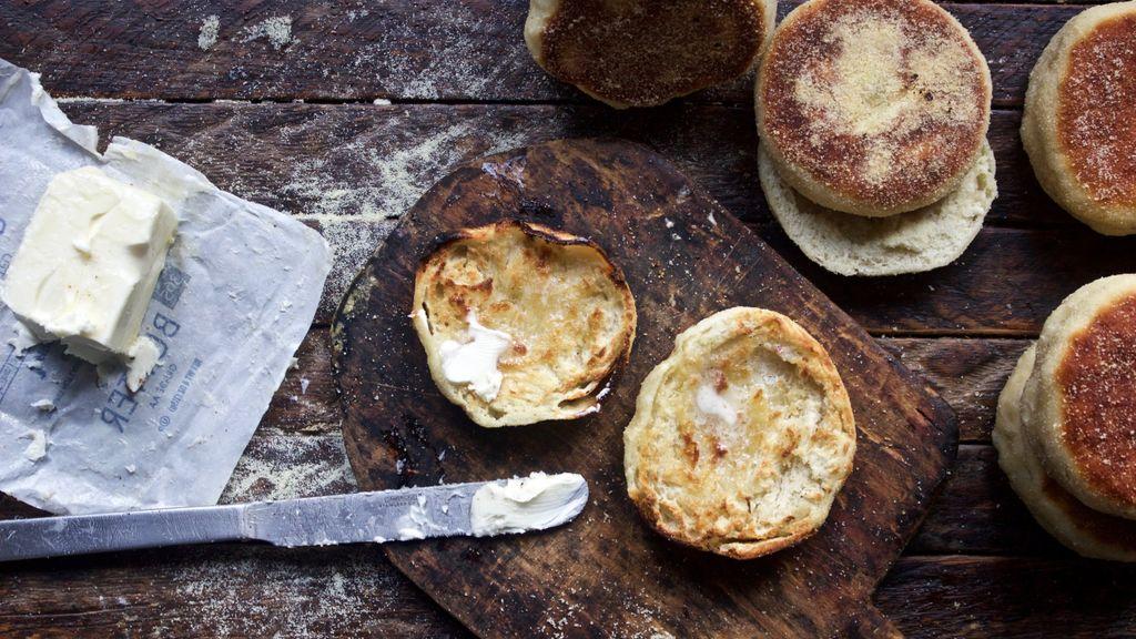 Legendary English Muffin Recipe