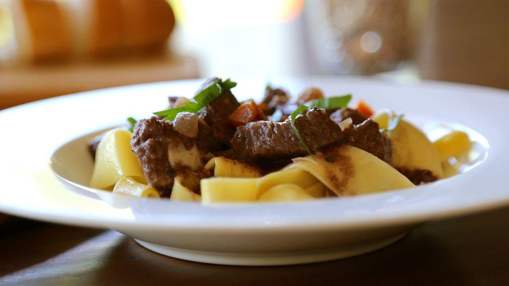 Daube Provençale (Beef Stew)