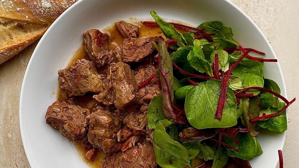 Belgian Beef Stew: Beef Carbonnade