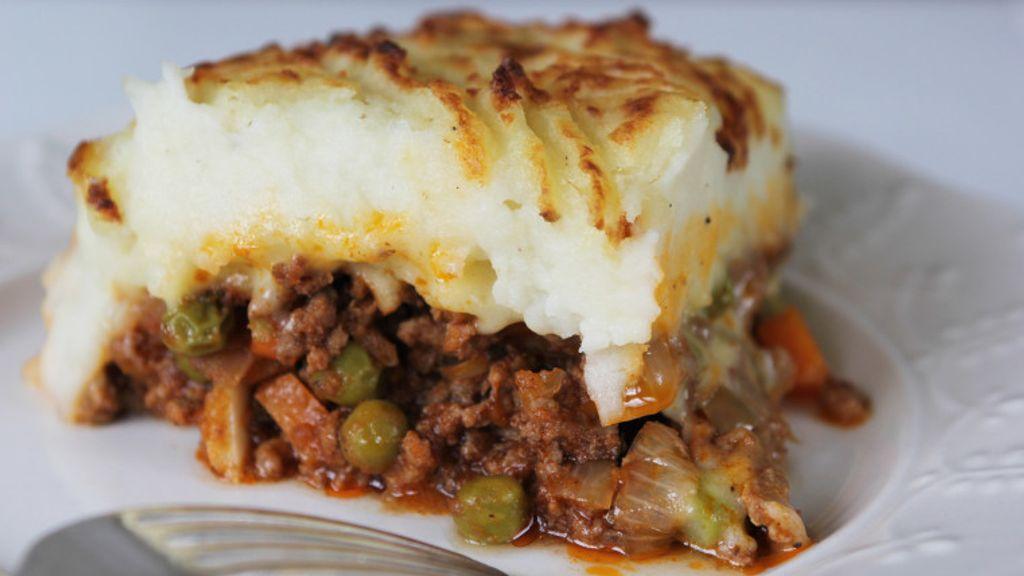 Shepherd's Pie with Irish Cheddar