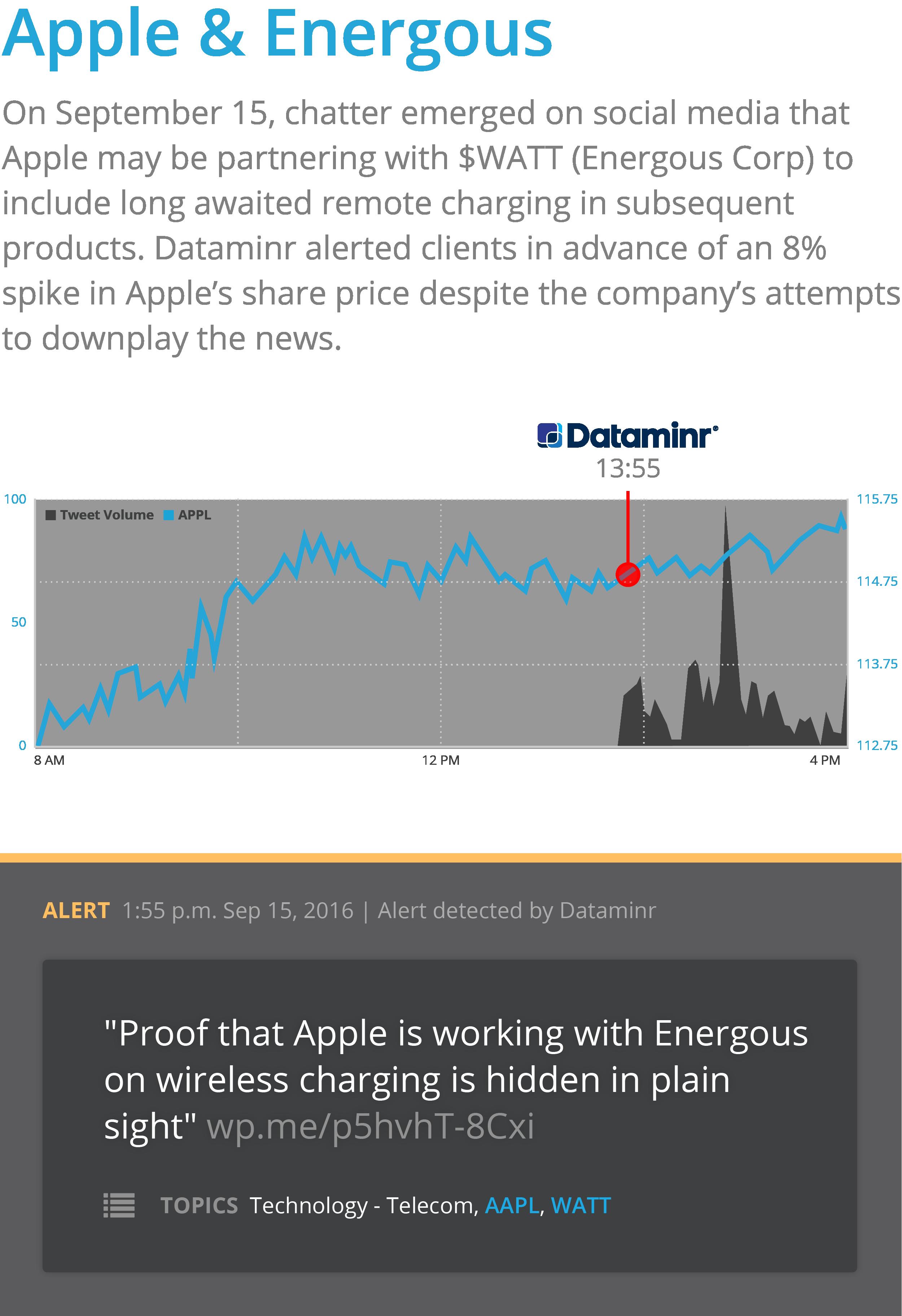 Apple Energous