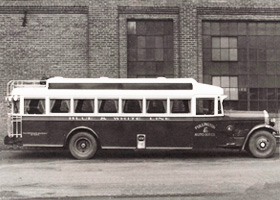 Older Fullington Bus