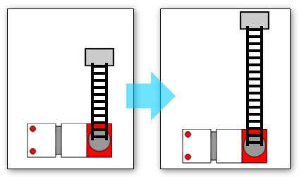 Extending a Ladder