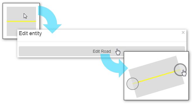 Editing a Road