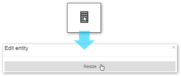 Resizing a Staircase Icon