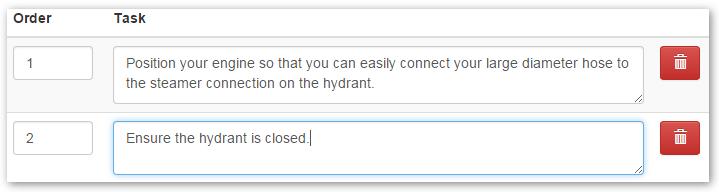 Adding Task Details