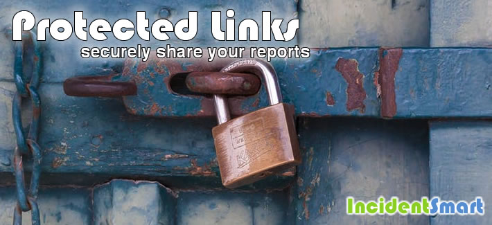 Protected Links: Securely Share your Reports