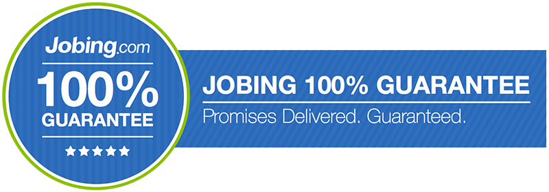 Jobing Guarantee Banner