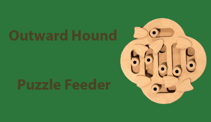 Outward Hound Puzzle Feeder