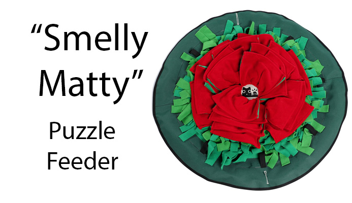 Smelly Matty Puzzle Feeder