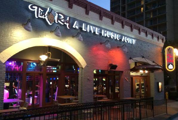 Tin Roof Happy Hour Downtown San Diego